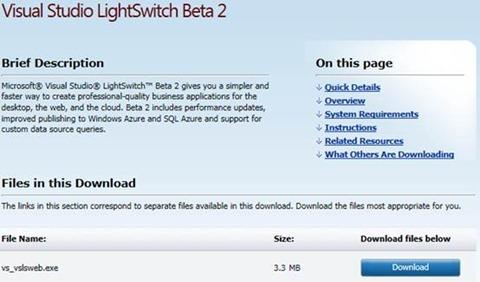 LightSwitch - מסך עריכת רשימה