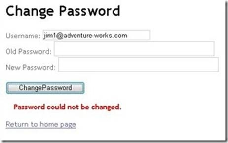 ChangePassword