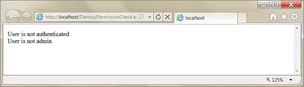 ASPNET - משתמש לא מורשה