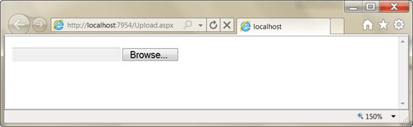 ASPNET - פקד FileUpload