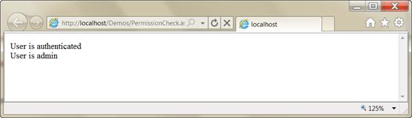 ASPNET - משתמש Admin