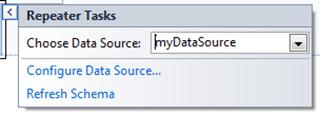 ASPNET - בחירת DataSource ל-Repeater