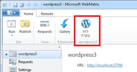 וורדפרס יצירת פוסט חדש WordPress Post