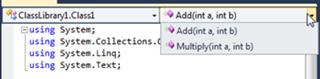 Visual Studio Express - ניווט מהיר בקוד