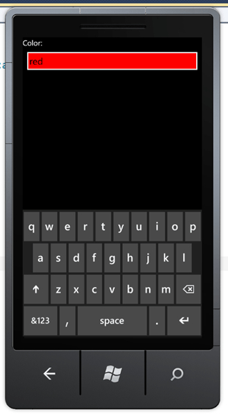 מדריך Windows Phone – שימוש ב Data Binding: הגדרת מקורות