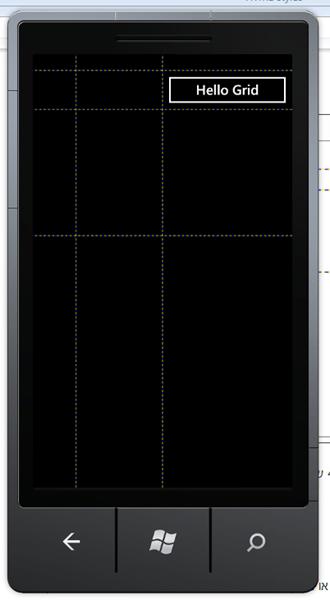 מדריך Windows Phone – סידור פקדים: Grid