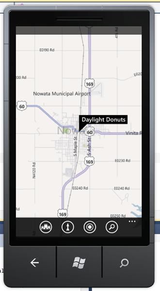 מדריך Windows Phone – שימוש במפות Bing