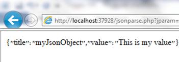 JSON print