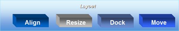 מדריך WPF – סידור פקדים