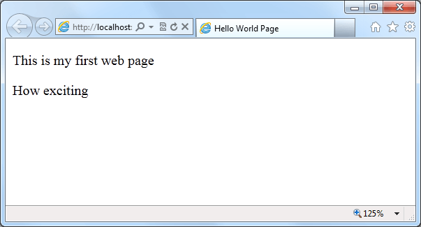 HTML פסקאות מעבר שורה