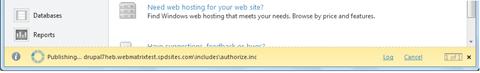 מדריך דרופל 7 - העלאת אתר דרופל לחברת אחסון דרופל