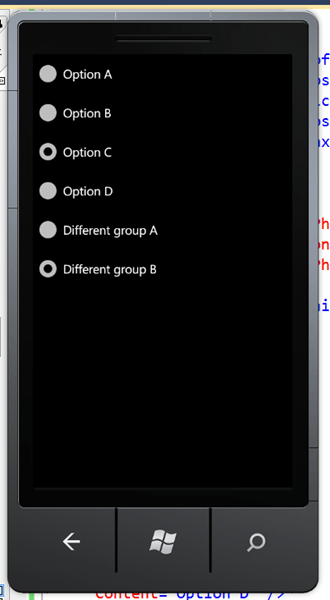 מדריך Windows Phone – פקדים בסיסיים: כפתורים